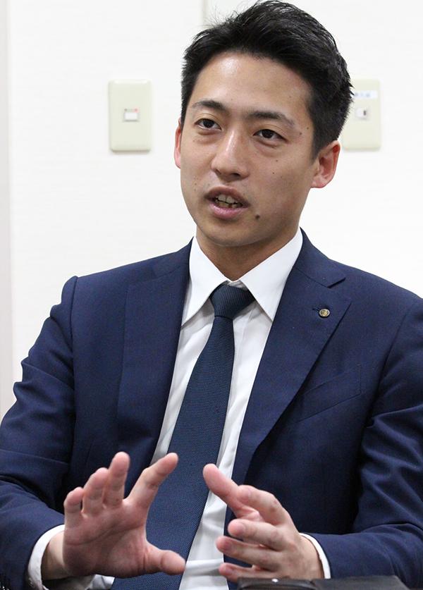 東亜グラウト工業株式会社 常務取締役 大岡太郎 様
